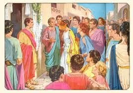 prostituées antiquité romaine